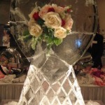 Accenting Your Wedding With Ice Sculptures Beautiful and Affordable
