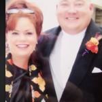 Wonderful Wedgewood Wedding of Lydia Valdez and Roy Morgan III Military Hero