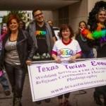 Tarrant County Pride Parade & Picnic Fort Worth, Texas TCGPWA Wendy Wortham Corporate Sponsor