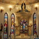 Saint Patricks Cathedral Fort Worth, Texas This Landmark is Rich in History