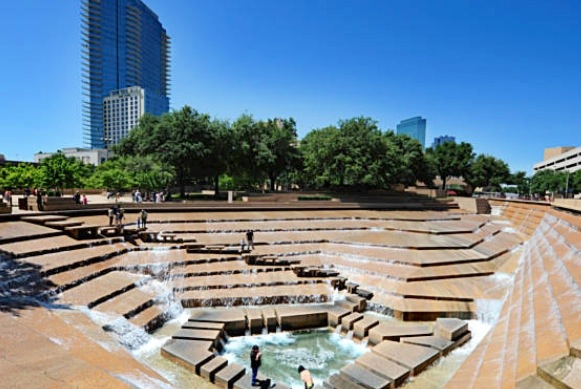 Fort worth water gardens a unique wedding venue awaits you - Fort worth water gardens wedding ...