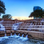 Fort Worth Water Gardens- A Unique Wedding Venue Awaits you!