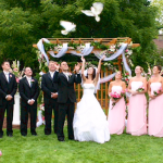 Ceremonies Involving Ribbons, Doves or Butterflies