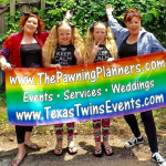 Texas Twins Events/Pawning Planners & Little Pawners Are Occasionally Competitive-