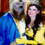 An Alice In Wonderland Themed Wedding? Count Me In! I Love Costumed Events...