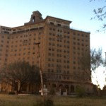 Ghost Walking At The Baker Hotel- Travels of the Texas Twins...