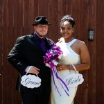 The Beautiful Backyard Wedding Of Mr & Mrs Kelley & More Flips & Flops With The Pawning Planners...