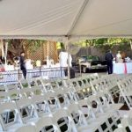 Crazy From The Heat? Outdoor Weddings In Texas Yesterday Caused One Bride To Become Quite Sick...