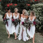 It's All Right For Bridesmaids To Wear White? Your Day- Your Way...